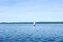 Seebilder / Bilder vom Starnberger See