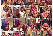 Art de l'attaché du foulard - headwrap - maretet - turban - Missoro / L'art de l'attaché du foulard : art, transmission, culture, patrimoine