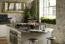 Kitchens / by Annalise Bzowska