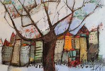 Ekin Nayir Art Studio / My artwork