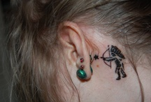 Tattoos / Skin deep art.