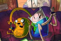 Adventure Time / by Josh McKinney