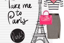 jarná prechádzka po Paríži :)