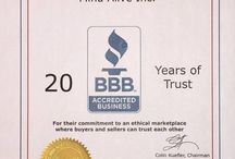 BBB 20 year member award / Mind Alive Inc. has been a member of the Better Business Bureau for 20 years and have been given an A+ rating. We work hard to give impeccable customer service.