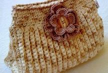 Acessórios de crochê