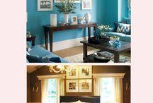 Photo Display walls / by Natalie Owens