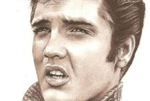 Elvis the king...