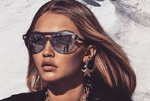 Spring/Summer 2016 Eyewear Campaigns / The Latest Spring/Summer 2016 Advertising Campaigns from the Hottest Brands.
