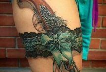 Gun Tatto