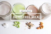 FOOD - Dairy Free Options