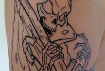 tatouage dessin