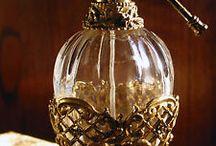 ~ Artisian & Ornate Perfume Bottles~ / by Lori