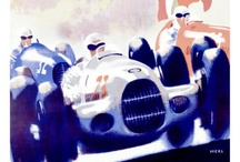 Racing  ::  Posters from way back when