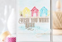 Craft ~ Missing You / Missing You ~ cards, packaging, tags, wrapping and gifts
