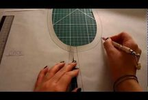 pattern drafting/draping / by nikol.joi (Hillary R)