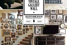 VINTAGE GALLERY WALL