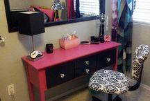 diy vanity tables