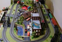 Model Trains and so on....