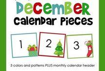 Christmas ~ Free Printables / Free Christmas Printables for Kids
