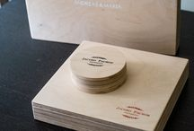 USB Wooden Boxes / Handcrafted USB wooden presentation boxes made by marine plywood
