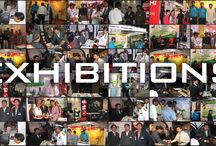 ITCN Asia 2015 Exhibition / ITCN Asia is the biggest trade fair for information technology and telecommunications in Pakistan.