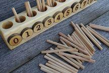 Montessori foglalkozás