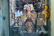 Grecian prince / Streetart