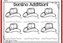 1st grade addition / by Krista Wergin