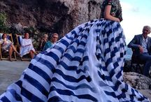Dolce&Gabbana show a Capri 2014 / Показ осенней коллекции 2014 года в бухте Марина Пиккола на Капри