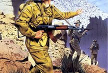 Soviet Afghan war. fo use