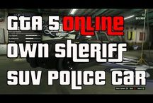 GTAV / Everything GTA V Online GTA Online