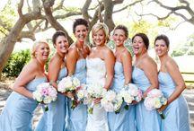 Light blue - sky blue weddings http://www.the-crystal-rose.com