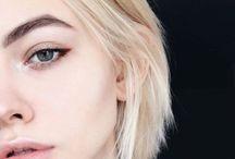 face paint.