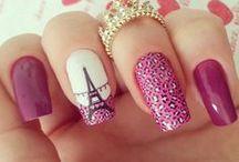 Kleopatras Nails / Valentine's Nails