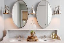 Bathrooms / by Regina Rousseau