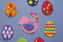 Easter Felt Sets