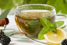 Bebidas, jugos, aromáticas