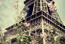 Paris, mon amour, mon rêve.. / Paris Paris Paris..