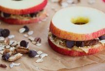 Healthy Snacks / by Jami Davis