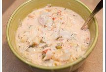 Soups & Stews / by Karen Thompson