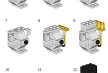 Pley How-to Series / How-to Images to help you learn how to build various LEGO models