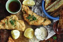 Fish and Chips #Foodies #HappyDaysMarbella / Fish and Chips #Foodies #HappyDaysMarbella