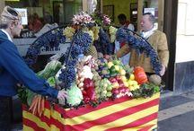 Ofrenda Frutos Pilar 2013 / Ofrenda de Frutos Fiestas del Pilar 2013.