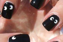 Simple Nail Arts / For More Simple Nail Arts Follow Us @ http://heartjohn.com/