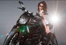 Lucy & Ducati Diavel / Lucy & Ducati Diavel