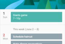 Phone UI   Calendar