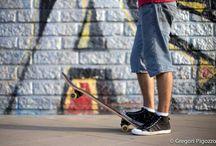 Pela Rua Off - Skate / Ensaio criado em Porto Alegre, inspirado no programa Pela Rua do Canal OFF, Skate