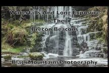 videos from the brecon beacons  / stunning scenery breathtaking vista rare wildlife from the brecon becaons with a hint of how to tutorial photography videos from blackmountainsphotography.co.uk / by blakmountphoto