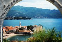 Czarnogóra ▪ places to see in Montenegro