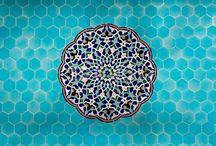 iranian tiling